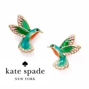 New! Kate Spade Scenic Route Hummingbirds!